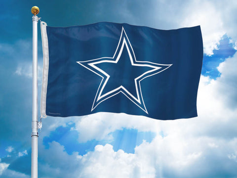 Dallas Cowboys Team Flag
