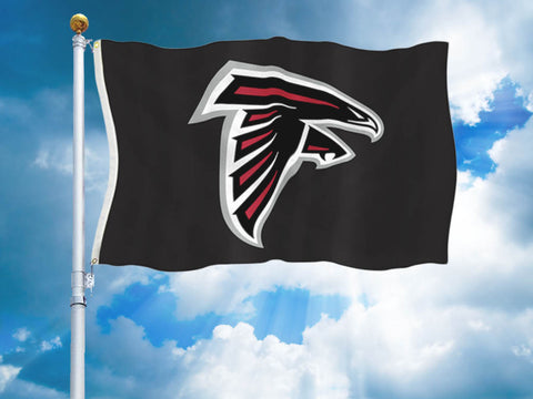 Atlanta Falcons Team Flag