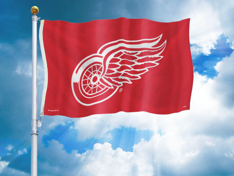 Detroit Red Wings Team Flag