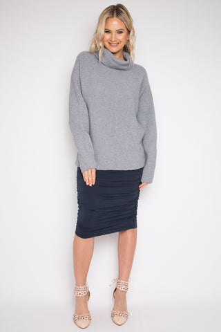 Cosy Knit in Ash