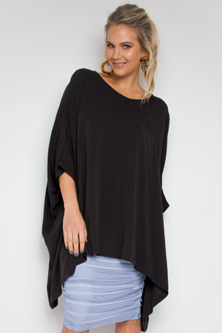 The Essential Top in Black