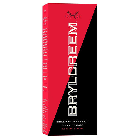 Brylcream Brilliantly Classic Hair Cream, 5.5oz 011509311603S495