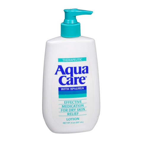 Aqua Care Lotion with 10% Urea, 8oz 038485980180A720