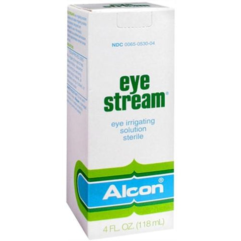 Alcon Eye Stream Irrigating Solution, 4oz 300650530040T2800