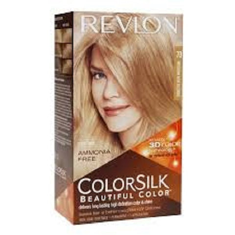 Colorsilk By Revlon Haircolor, Medium Ash Blonde, 1ct 309978695707T262