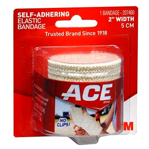 Ace Athletic Self-Adhering Bandage, 2inch Width, 1ct 051131203709A259