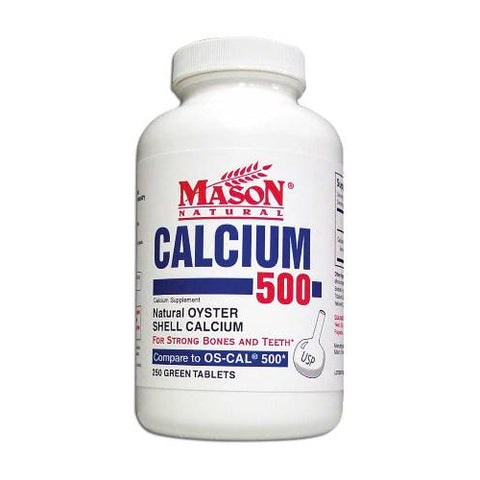Major Oyster Shell Calcium w/Vitamin D Tablets, 1000ct 009041882613A320
