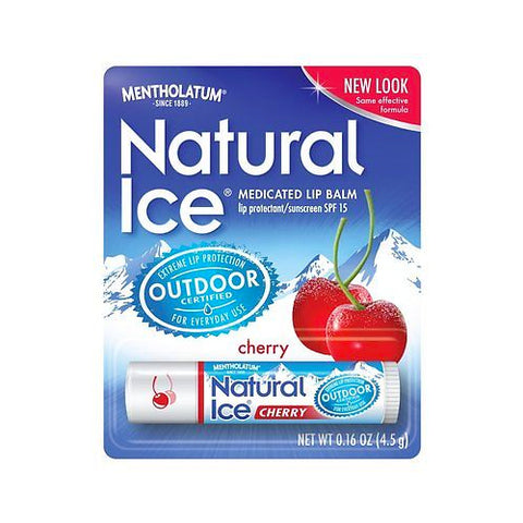 Natural Ice Cherry Lip Protectant, 0.16oz 310742004830S065