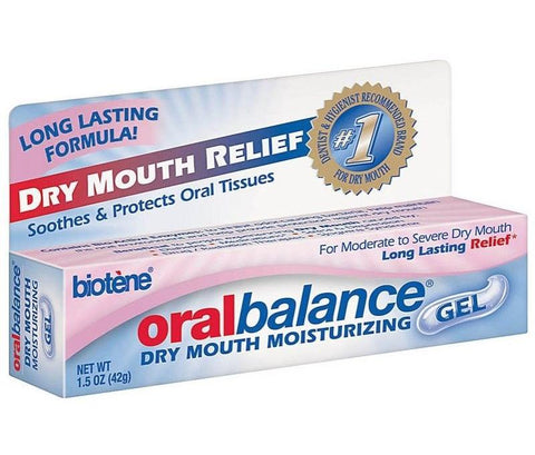 Biotene Oral Balance Gel for Dry Mouth, 1.5oz 048582512016S471