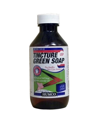 Green Soap Tincture, 120ML 303951049945C657