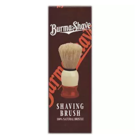 Burma-shave Shaving Brush, 1ct 024500500600G399