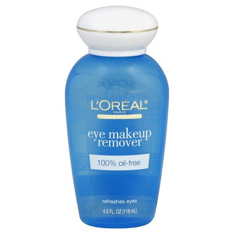 L'Oreal Dermo-Expertise Eye Makeup Remover, 4oz 071249624043S498