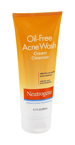 Neutrogena Oil-Free Acid Acne Treatment, 6.7oz 070501028308T541