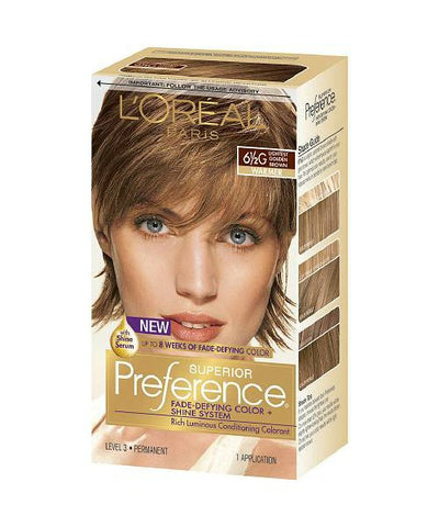 L'Oreal Paris Preference, Lightest Golden Brown 071249253137A755