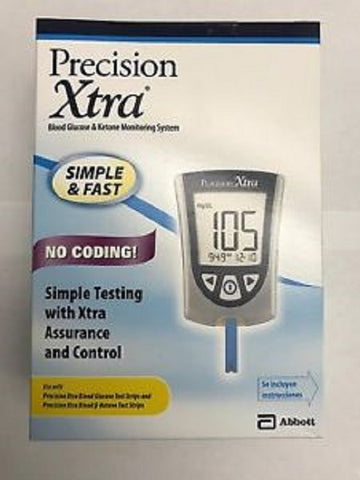 Precision Xtra Blood Glucose Monitoring System, 1ct 093815988144T1700