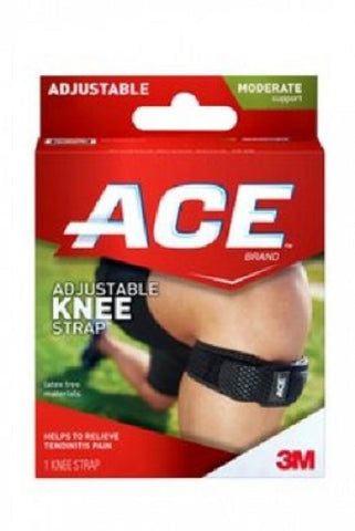 Ace Adjustable Knee Strap, 1ct 051131198210S943