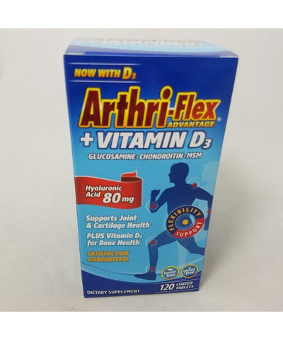 Arthri-Flex Advantage Tablets, 120ct 740985226230A1200