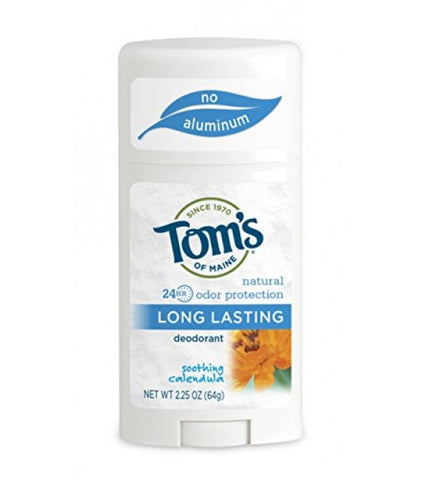 Tom's Original Deodorant Stick, Calendula, 2.25oz 077326655252G376