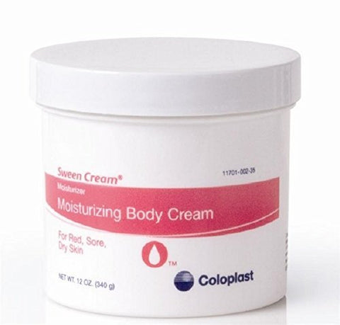 Coloplast Moisturizing Body Cream, 12oz 311701002720A1348