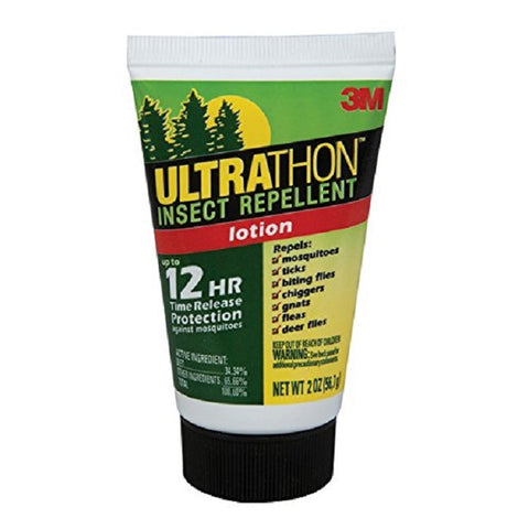 Ultrathon Insect Repellent Lotion, 2oz 051131674424A493