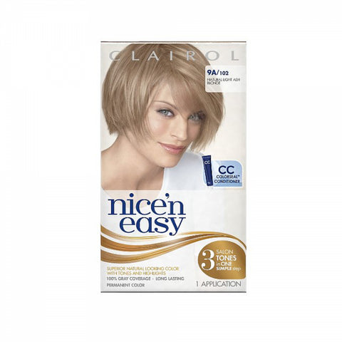 Nice 'n Easy Permanent Color, Light Blonde, 1ct 381519900044T623