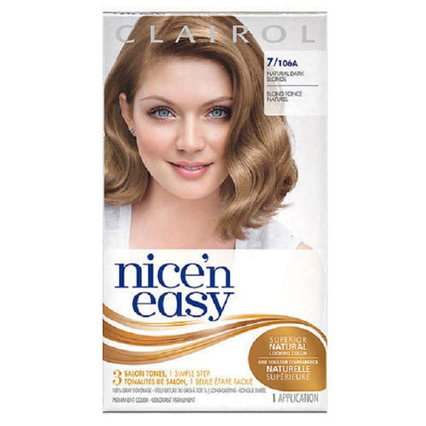 Clairol Nice 'n Easy Hair Color, Natural Dark Blonde 381519900075A623