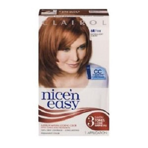 Nice & Easy, Natural Light Auburn, 110 1 Kit 070018116970C615