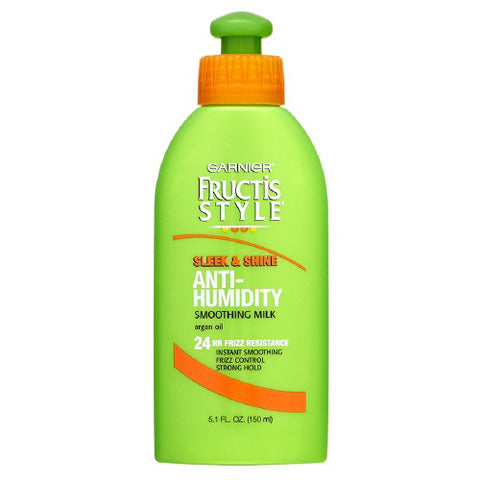Garnier Fructis Style Sleek & Shine Smoothing Milk 5oz 603084260249T305