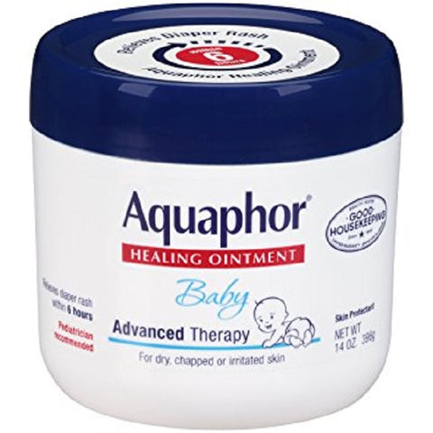 Aquaphor Baby Advanced Therapy Healing Ointment, 14oz 072140633868A1064