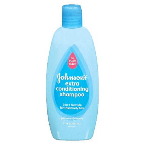 Johnson's 2-in-1 Extra Conditioning Shampoo, 13oz 381370043515A327