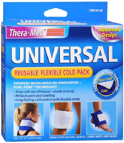 Thera-Med Universal Cold Pack 5.5x13.75in, 1ct 037646101204S1087