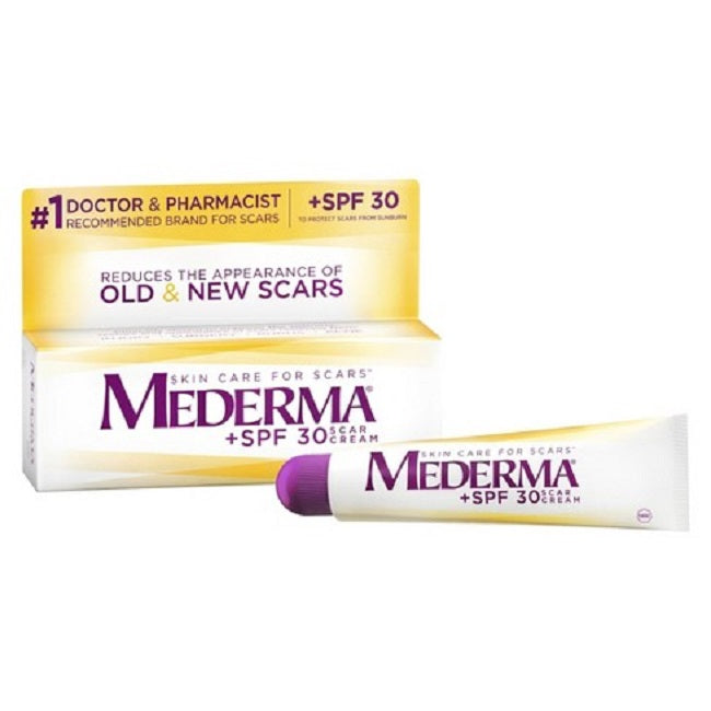 Mederma Scar Cream Spf 30 Sunscreen 0 7oz 302593192828t1515 Themerchandiseshop