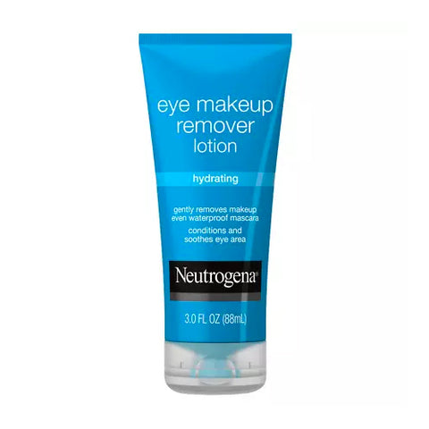 Neutrogena Hydrating Eye Makeup Remover Lotion, 3oz 070501152201A573