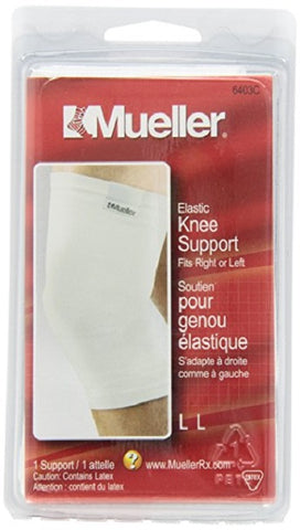 Mueller Elastic Knee Support, X-Large, 1ct 074676640310S434