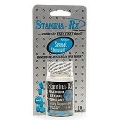 Hi-Tech Pharma Sexual Stamina Tablets, 10ct 857084000200J907