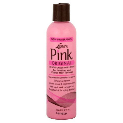 Luster's Pink Original Moisturizer Hair Lotion, 8oz 038276005061S436