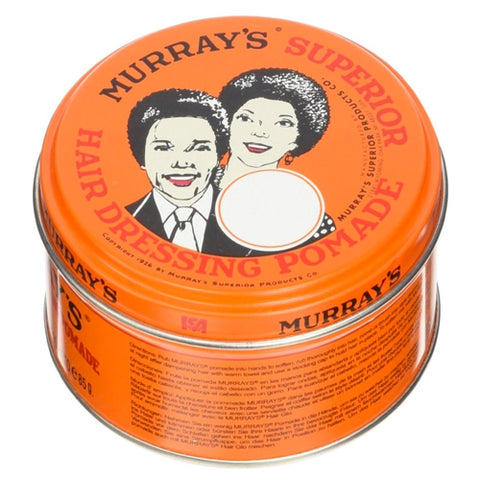 Murray's Superior Hair Dressing Pomade, 3oz 074704100007S242