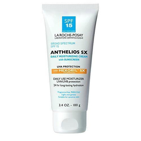 Athelios SX SPF15 Daily Moisturizing Cream, 3.4oz 883140001713S1876