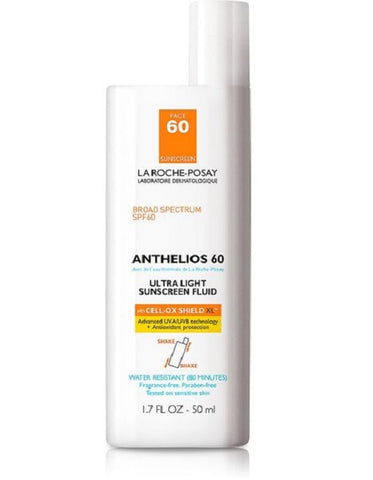 LaRouche-Posay Anthelios 60 Sunscreen Fluid, 1.7oz 883140012993A1971
