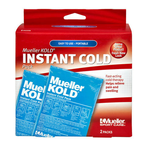 Mueller Kold Sport Care Instant Cold Pack, 1ct 074676637211T219