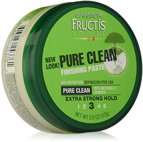 Garnier Fructis Pure Clean Finishing Paste, 2oz 603084243761S333