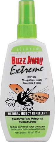 Quantum Buzz Away Extreme Insect Repellent, 4oz 046985018104S728