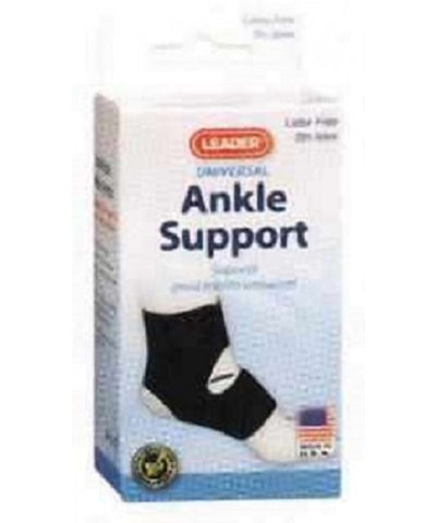 Leader Universal Ankle Support, 1ct 096295121759S628