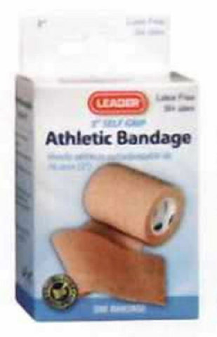 Leader Athletic Self Grip Bandage, 2inch, 1ct 096295121469A271