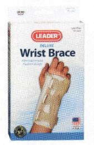Leader Wrist Brace Stabilizer Left Large/XLarge, 1ct 096295121537T960