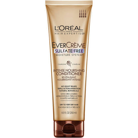 L'Oreal EverCreme Nourishing Hair Conditioner, 8.5oz 071249218013S437