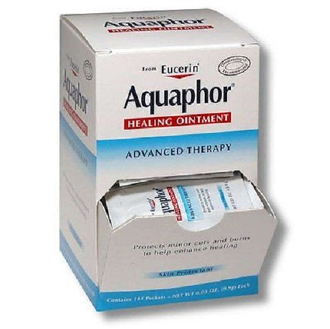 Aquaphor Healing Ointment Sample Sachet, 144ct 072140006747S2280