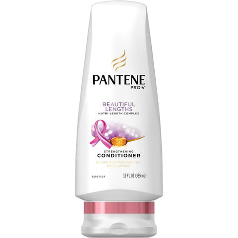 Pantene Pro-V Beautiful Lengths Conditioner, 12.6oz 080878171019S373