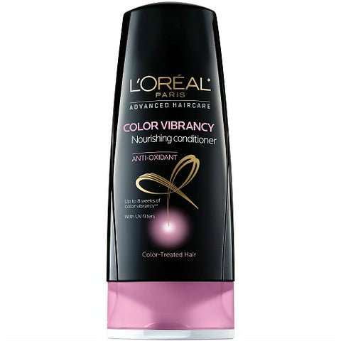 L'Oreal Color Vibrancy Nourishing Conditioner, 12.6oz 071249207284A317