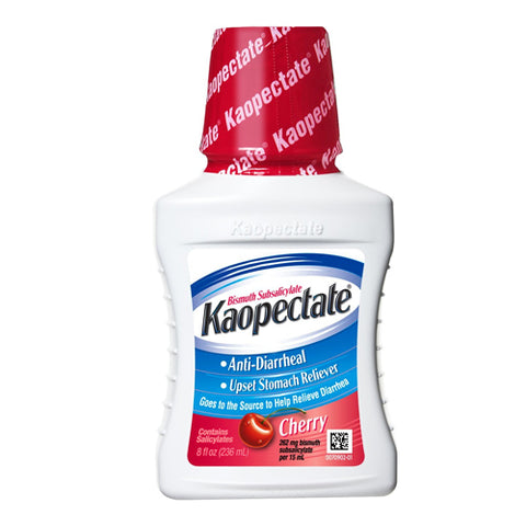 Kaopectate Liquid Cherry, 8oz 041167605059T357